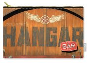 Hangar Bar Entrance Sign Carry-all Pouch
