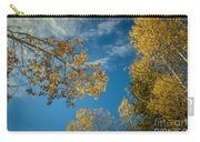 Hanging Aspen Carry-all Pouch