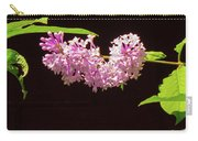 Hanging Flower Carry-all Pouch