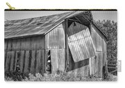 Hanging In - Bw Carry-all Pouch
