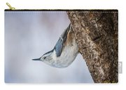 Hanging Nuthatch Carry-all Pouch