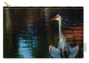 Hanging On The Rocks Carry-all Pouch