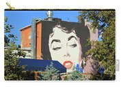 Hanging Out With Elizabeth Taylor Carry-all Pouch