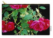 Hanging Roses 2593 Carry-all Pouch