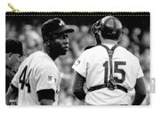Hank Aaron Carry-all Pouch
