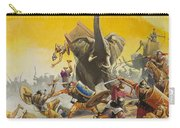 Hannibal And Scipio Carry-all Pouch
