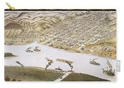 Hannibal, Missouri, 1869 Carry-all Pouch