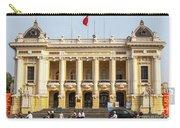 Hanoi Opera House 01 Carry-all Pouch