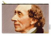 Hans Christian Andersen, Literary Legend Carry-all Pouch