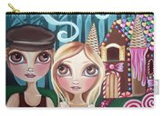 Hansel And Gretel Carry-all Pouch