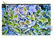 Hanson Hydrangea Carry-all Pouch