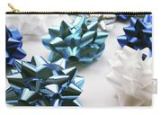 Hanukkah Bows- Photography By Linda Woods Carry-all Pouch