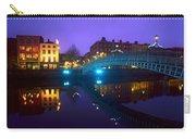 Hapenny Bridge, Dublin, Ireland Carry-all Pouch