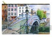 Ha'penny Bridge Dublin Carry-all Pouch