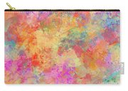 Happiness Abstract Painting Carry-all Pouch