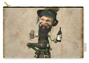 Happly Time For A Leprechaun Carry-all Pouch
