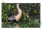 Happy Anhinga Carry-all Pouch