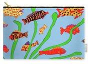 Happy Aquarium Carry-all Pouch