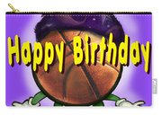 Happy Birthday Basketball Wiz Carry-all Pouch