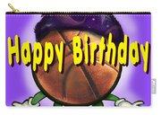 Happy Birthday Basketball Wiz Carry-all Pouch