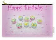 Happy Birthday Carry-all Pouch