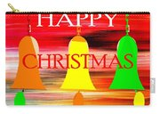 Happy Christmas 27 Carry-all Pouch by Patrick J Murphy