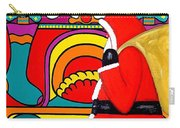 Happy Christmas 30 Carry-all Pouch by Patrick J Murphy