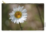 Happy Daisy In The Sun Carry-all Pouch
