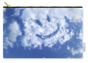 Happy Face Sky Carry-all Pouch