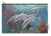 Happy Family - Dolphins Are Awesome Carry-all Pouch