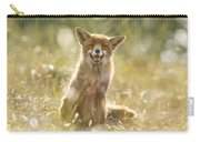 Happy Fox Is Happy Carry-all Pouch