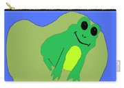 Happy Frog Carry-all Pouch