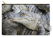 Happy Gator Carry-all Pouch