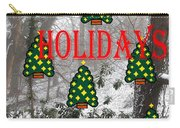 Happy Holidays 29 Carry-all Pouch