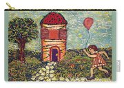 Happy In The Garden Carry-all Pouch