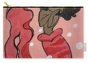 Happy Mermaid Carry-all Pouch