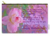 Happy Mothers Day 2 Carry-all Pouch