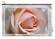 Happy Mother's Day Soft Rose Carry-all Pouch