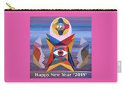 Happy New Year 2018 Carry-all Pouch