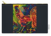 Happy Rooster Family Carry-all Pouch