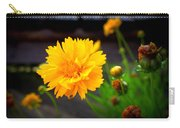 Happy Spring Flower Carry-all Pouch