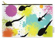 Happy Tadpoles Carry-all Pouch
