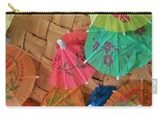 Happy Umbrellas Carry-all Pouch