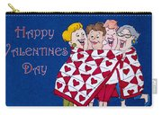 Happy Valentine Day Carry-all Pouch
