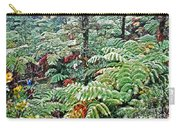 Hapu'u Fern Rainforest Carry-all Pouch
