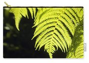 Hapuu Ferns Carry-all Pouch