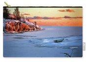 Harakka Island Sunset Carry-all Pouch