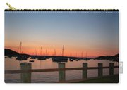 Harbor At Dusk Carry-all Pouch