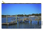 Harbor At Mcclellanville, Sc Carry-all Pouch