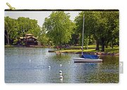 Harbor At Riverside Park Carry-all Pouch